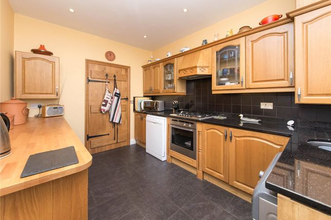 Kitchen of New Hall Farm, Cowling BD22