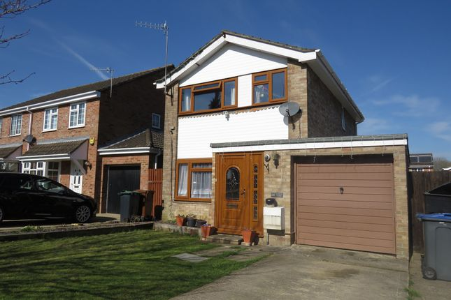 Thumbnail Detached house for sale in Martin Way, Calne
