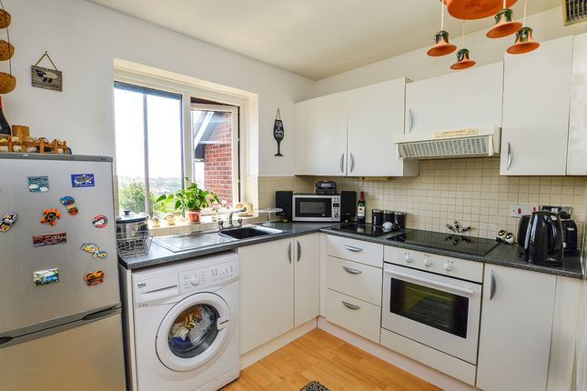 Thumbnail Flat for sale in Lawrence Court Dover Road, Folkestone
