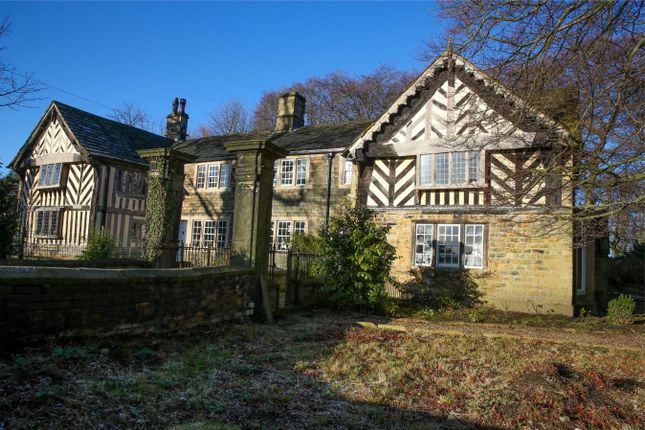 Thumbnail Detached house for sale in Hopton Hall Lane, Mirfield