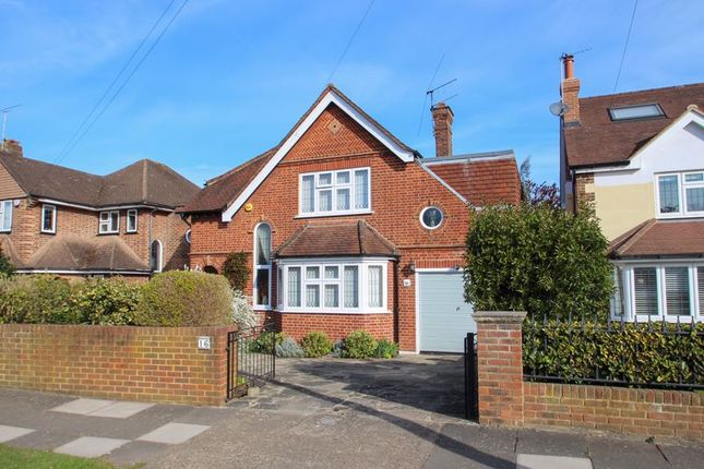 Thumbnail Detached house for sale in Southwood Gardens, Esher