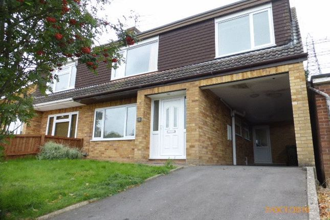 Thumbnail Semi-detached house to rent in Beaumont Road, Cheltenham