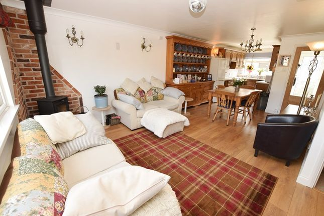 Thumbnail Terraced house for sale in Wheal Leisure Close, Perranporth