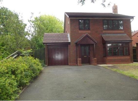 Thumbnail Property to rent in The Fold, Penn, Wolverhampton