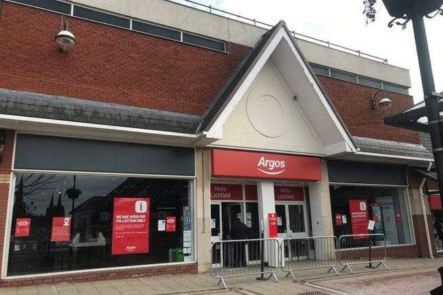 Thumbnail Retail premises to let in 4-6 Gresley Row, Three Spires Shopping Centre, Lichfield