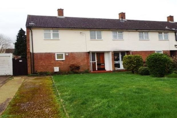 Thumbnail Property to rent in Southfields, Letchworth Garden City