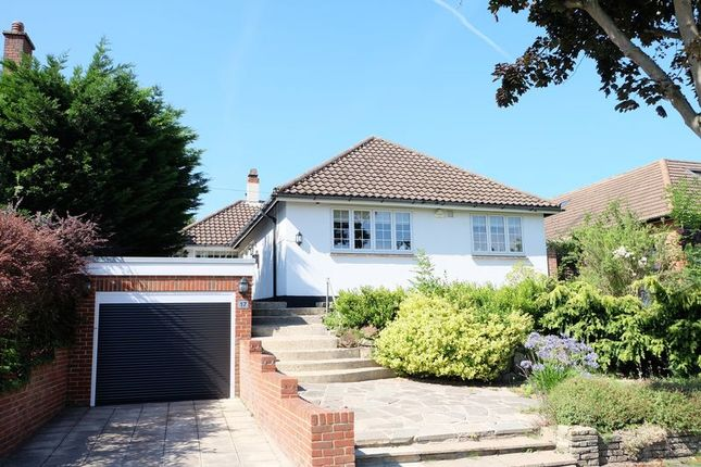 Thumbnail Bungalow for sale in Hill Crescent, Bexley