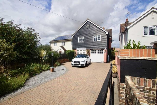 Thumbnail Semi-detached house for sale in Whitby, Chase Road West, Great Bromley, Colchester
