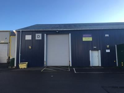 Thumbnail Light industrial to let in Unit D, De Clare House, 4 Sir Alfred Owen Way, Pontygwindy Road, Caerphilly