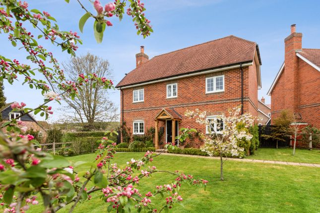 Thumbnail Detached house for sale in Grayling Lane, Weston, Newbury