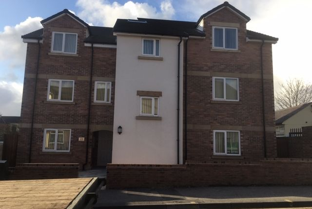 Thumbnail Flat to rent in Bolton Road, Ashton In Makerfield, Wigan