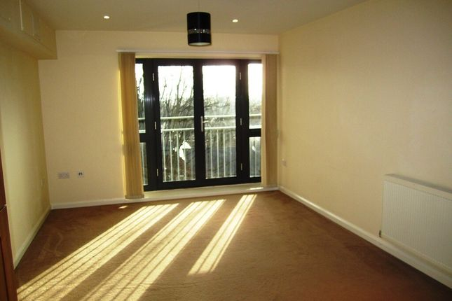 Lounge of Sicey House, Firth Park, Sheffield S5