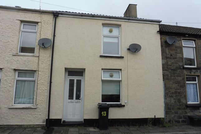 Thumbnail Terraced house for sale in Garth Street, Merthyr Tydfil