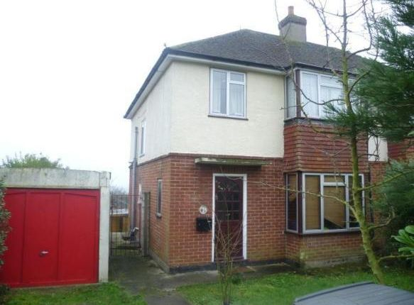 Thumbnail Semi-detached house to rent in Glen Iris Avenue, Canterbury, Kent