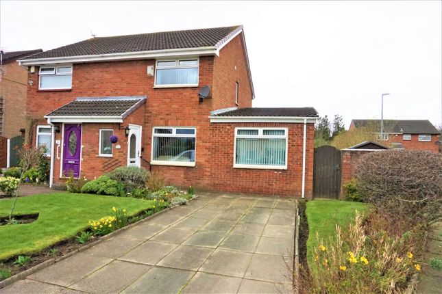 Thumbnail Semi-detached house for sale in Beeston Drive, Bootle
