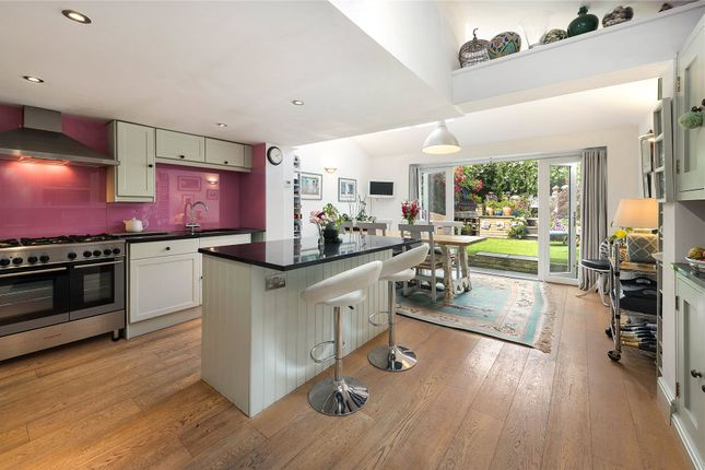3 bed terraced house for sale in Knowsley Road, Battersea, London SW11
