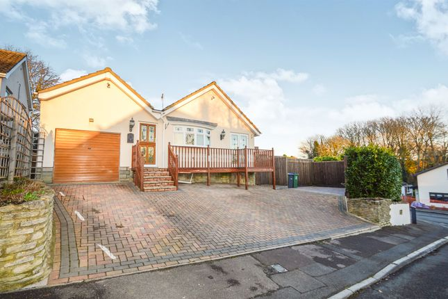 Thumbnail Detached bungalow for sale in Honeyhill, Royal Wootton Bassett, Swindon