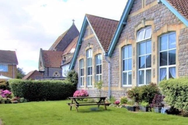 Thumbnail Flat for sale in Wyvern Mews, Churchill Road, Weston-Super-Mare