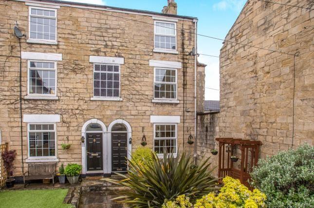Thumbnail Terraced house for sale in Windsor Lane, Knaresborough, North Yorkshire, .