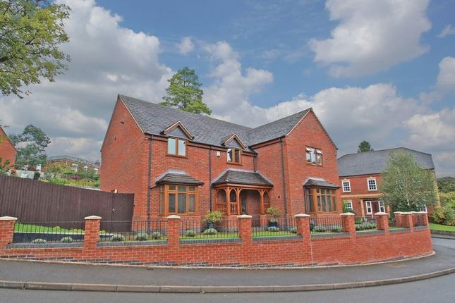 Thumbnail Detached house for sale in Manders Close, Astwood Bank, Redditch
