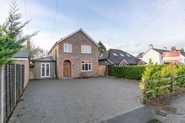 Detached house for sale in Effingham Road, Horley, Surrey