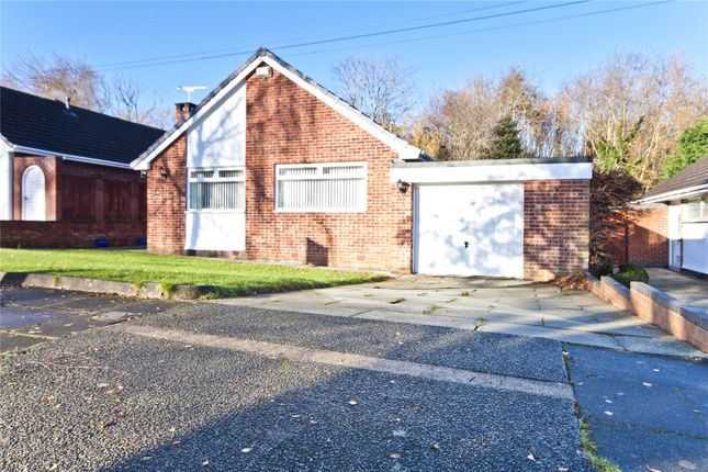 Thumbnail Detached bungalow for sale in Quickswood Drive, Liverpool, Merseyside