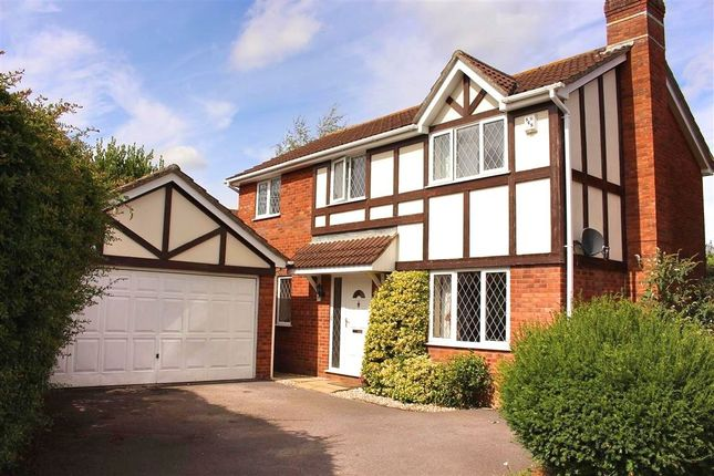 Thumbnail Detached house for sale in Midleaze, Sherborne
