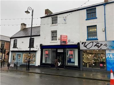 Thumbnail Retail premises for sale in 32 High Street, Mold, Flintshire