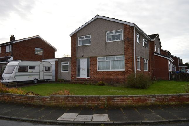 Thumbnail Link-detached house to rent in Greenacre, Morpeth