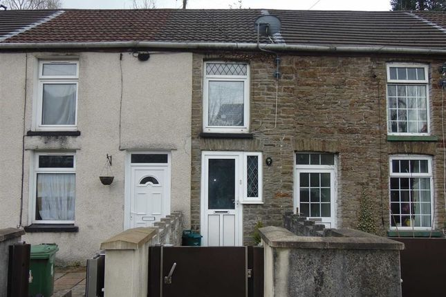 Thumbnail Terraced house for sale in Sion Street, Pontypridd