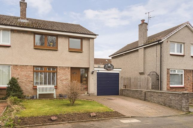 Thumbnail Semi-detached house for sale in Douglas Crescent, Longniddry, East Lothian