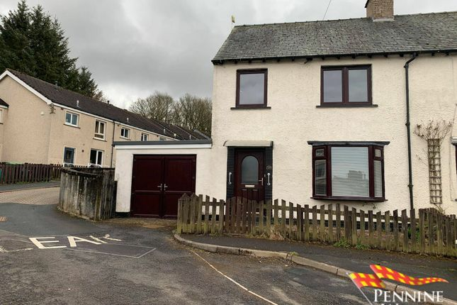 3 bed semi-detached house for sale in The Firs, Alston, Cumbria CA9