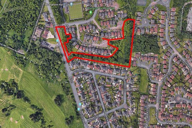 Thumbnail Land for sale in Land At Bannockburn Place, New Stevenston ML14De