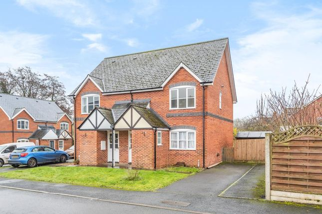 3 bed semi-detached house for sale in Blackbarn Close, Kington, Herefordshire HR5