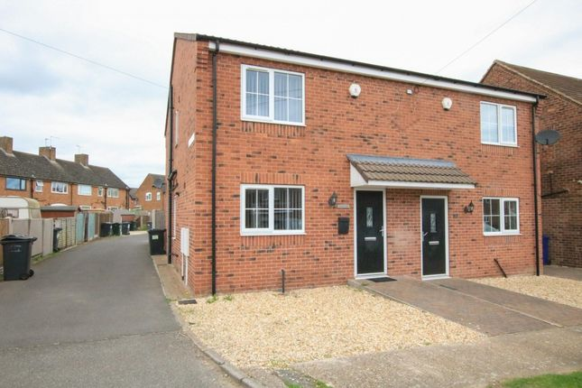 3 bed semi-detached house to rent in Willow Crescent, Auckley, Doncaster DN9