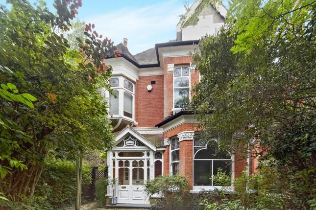 Thumbnail Detached house for sale in Cheam Road, Sutton, Surrey, Greater London