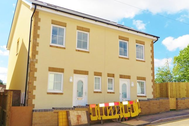 Thumbnail Semi-detached house for sale in Bailey Street, Brynmawr, Ebbw Vale
