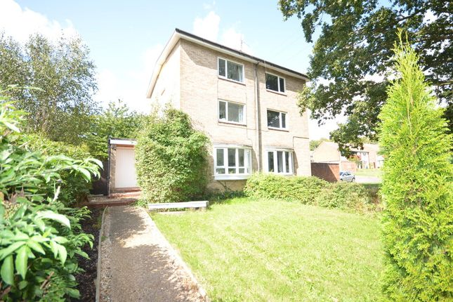 Thumbnail Semi-detached house to rent in Westwood Walk, Corby