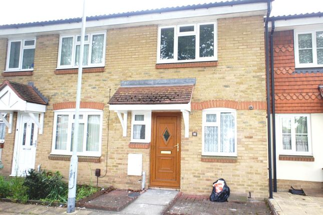 Thumbnail Terraced house to rent in Hook Lane, Welling, Kent