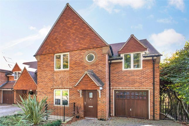 Thumbnail Semi-detached house for sale in Cedar Close, Romsey Road, Winchester, Hampshire