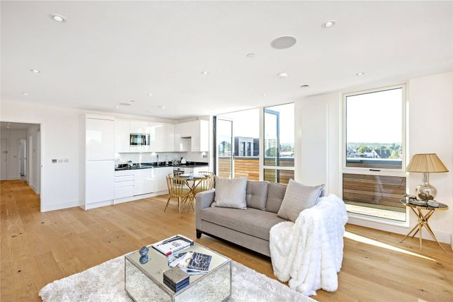 Thumbnail Flat for sale in Central Cross, Lower Coombe Road, Croydon, London