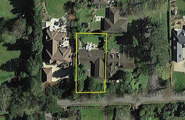 Aerial Image of Forest Drive, Kirby Muxloe, Leicester LE9