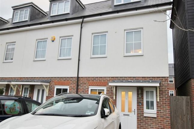 Thumbnail Property to rent in Campion Square, Dunton Green, Sevenoaks