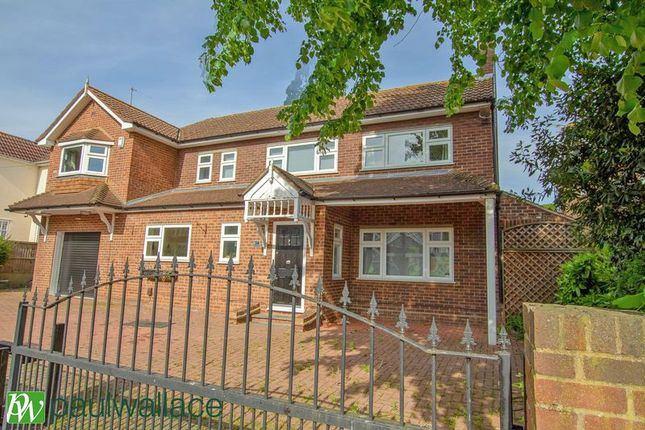 Thumbnail Detached house for sale in Highland Road, Nazeing, Waltham Abbey