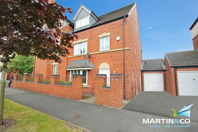 Thumbnail Semi-detached house for sale in Barrett Street, Smethwick
