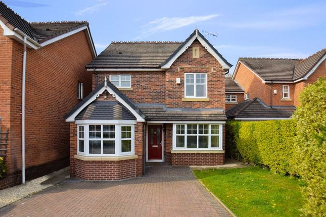 Thumbnail Detached house for sale in Marlbrook Gardens, Catshill, Bromsgrove