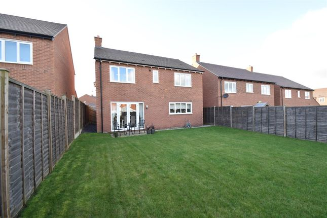 Rear Of Property of Woodedge Drive, Droitwich WR9
