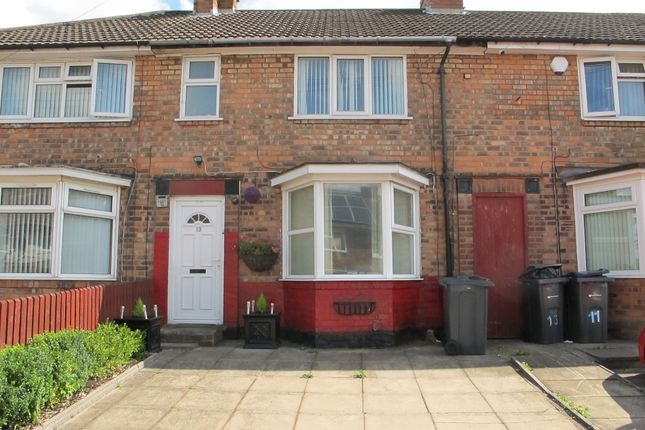 Thumbnail Terraced house for sale in Foxwell Road, Bordesley Green, Birmingham