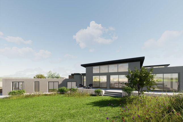 Thumbnail Detached bungalow for sale in Long Park Drive, Widemouth Bay, Bude