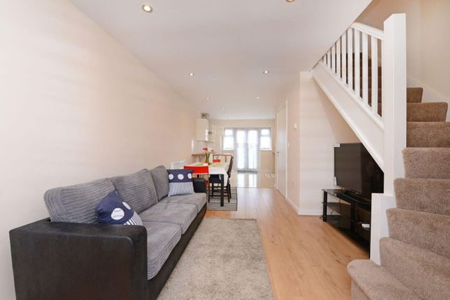 Thumbnail End terrace house to rent in Pleasant Way, Perivale